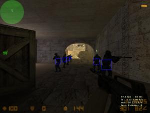 Анти скриншот CS 1.6